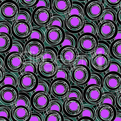 purple and black circle pattern.eps