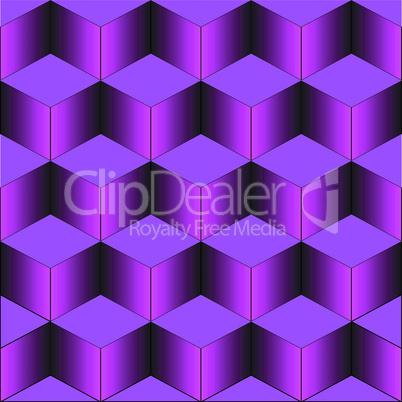 purple stairs