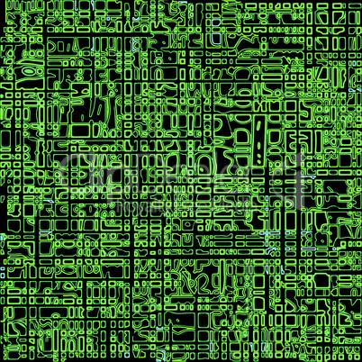 green seamless texture