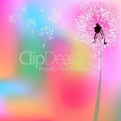 dandelion composition
