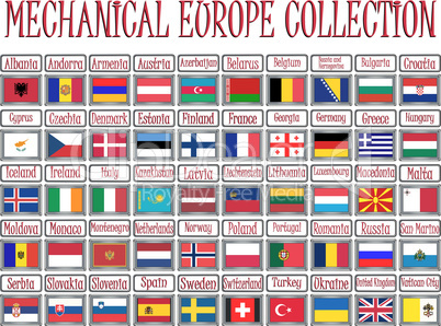 mechanical europe collection