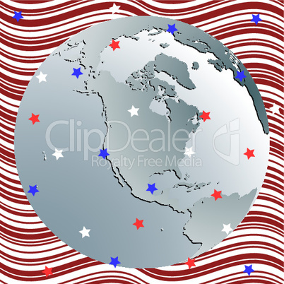 earth celebration of 4th july