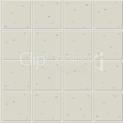 gray ceramics seamless pattern
