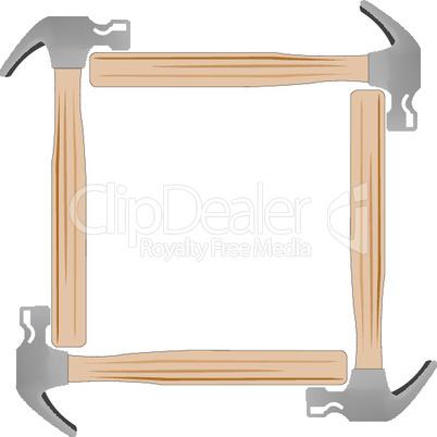 hammer photo frame