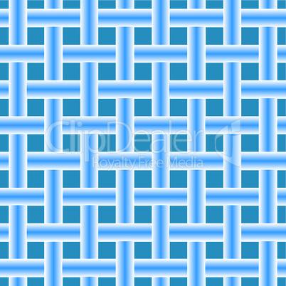 blue seamless horizontal mesh