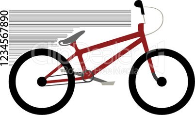 bicycle moving