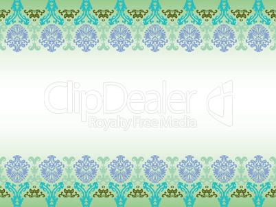 ornamental seamless design