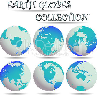 earth gloges collection