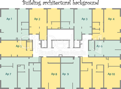 building architectural background