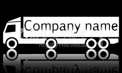 company truck design