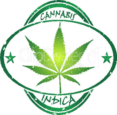 cannabis stamp