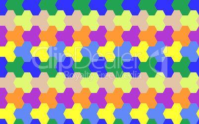 tiled seamless surface