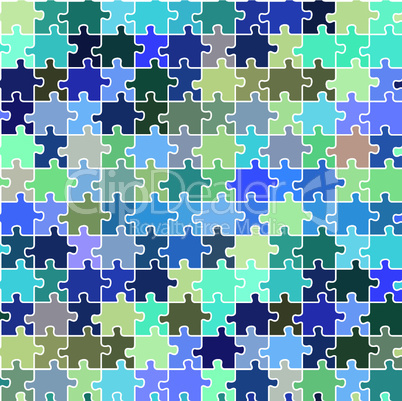 seamless puzzle texture 2