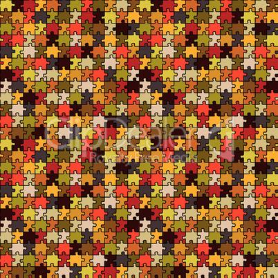 seamless retro puzzle