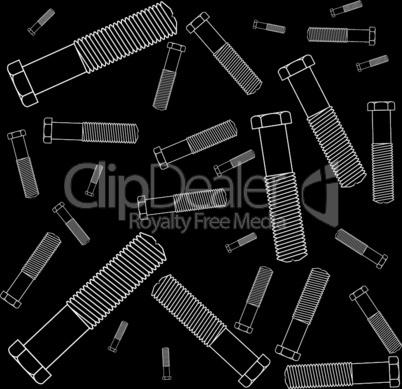 screws pattern