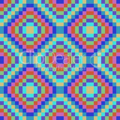 square seamless blue texture