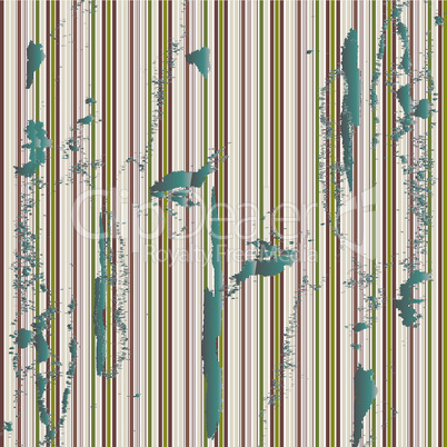 grunge green metalic stripes