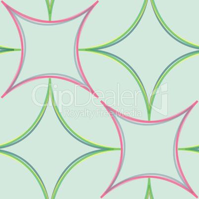 geometric abstract seamless pattern 2