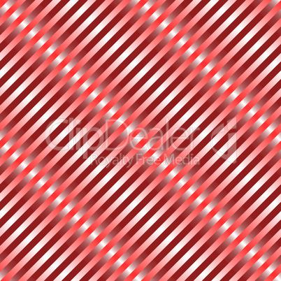 metallic red waves seamless pattern