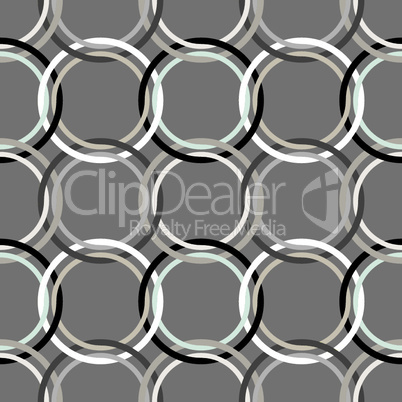 circles seamless pattern 2