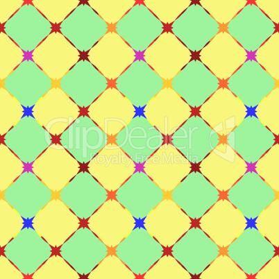 flowerish pastel mesh texture