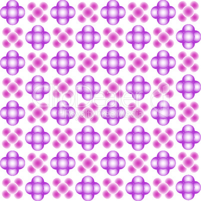 purple bubbles seamless texture
