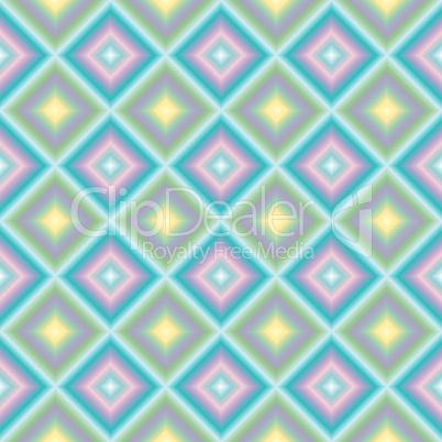 pastel squares oblic