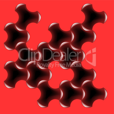red puzzle