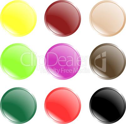 futuristic web buttons 2