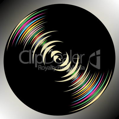 dark circles background