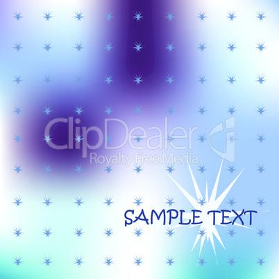elegant text card- vector illustration