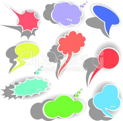 Dialog cloud