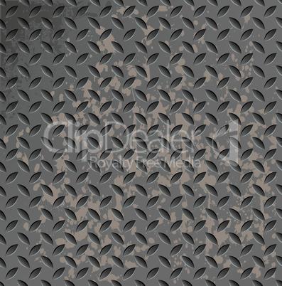 Abstract vector metal texture seamless.