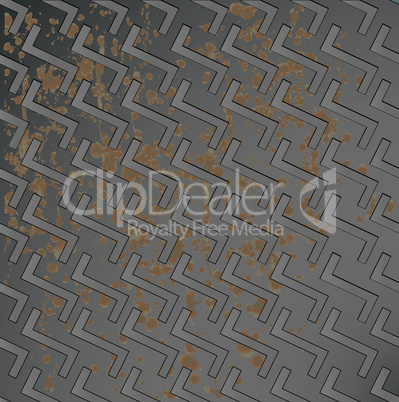 Abstract metal texture seamless.