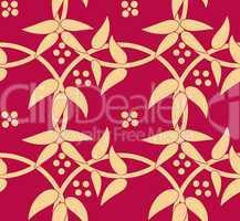Texture royal illustration