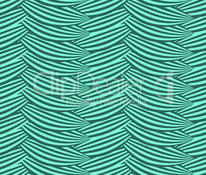 Blue abstract seamless pattern.