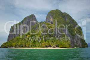 Islands of El Nido, Philippines