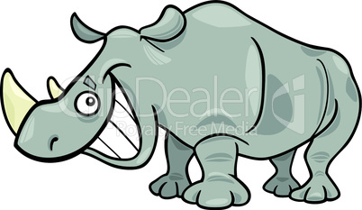 rhinoceros cartoon