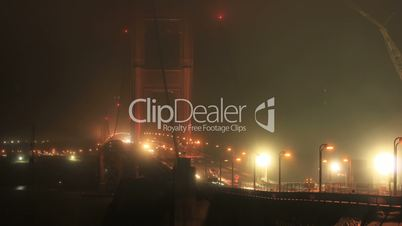 TLP-0013 Golden Gate Bridge at Night