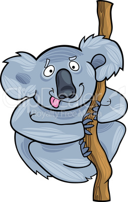 koala bear cartoon