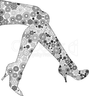 fashion legs