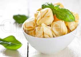 frische Tortellini / fresh tortellini