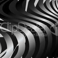 Three-dimensional background