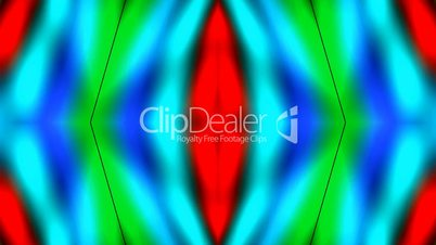 color rainbow rays light flower pattern and dazzling music concert background