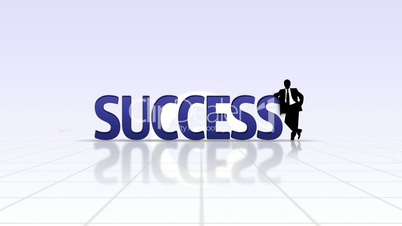 Success Text Background - HD1080