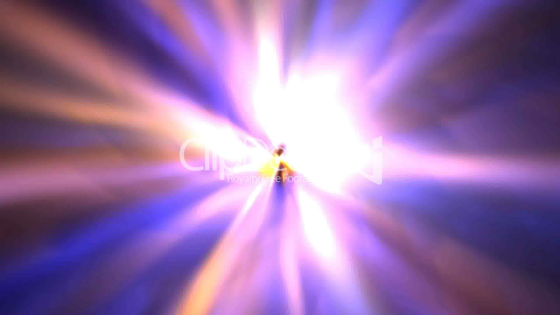power rays laser and fire in super space dazzling god