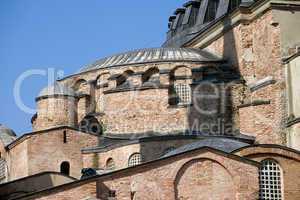 Hagia Sophia Architectural Details