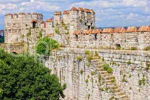 Yedikule Castle in Istanbul