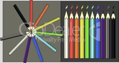 Color Pencils.eps