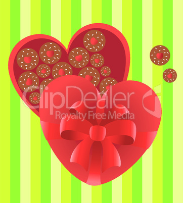 Love Gift Candy Box.eps